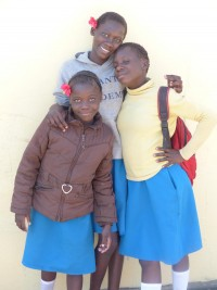 Children in St Mulumba